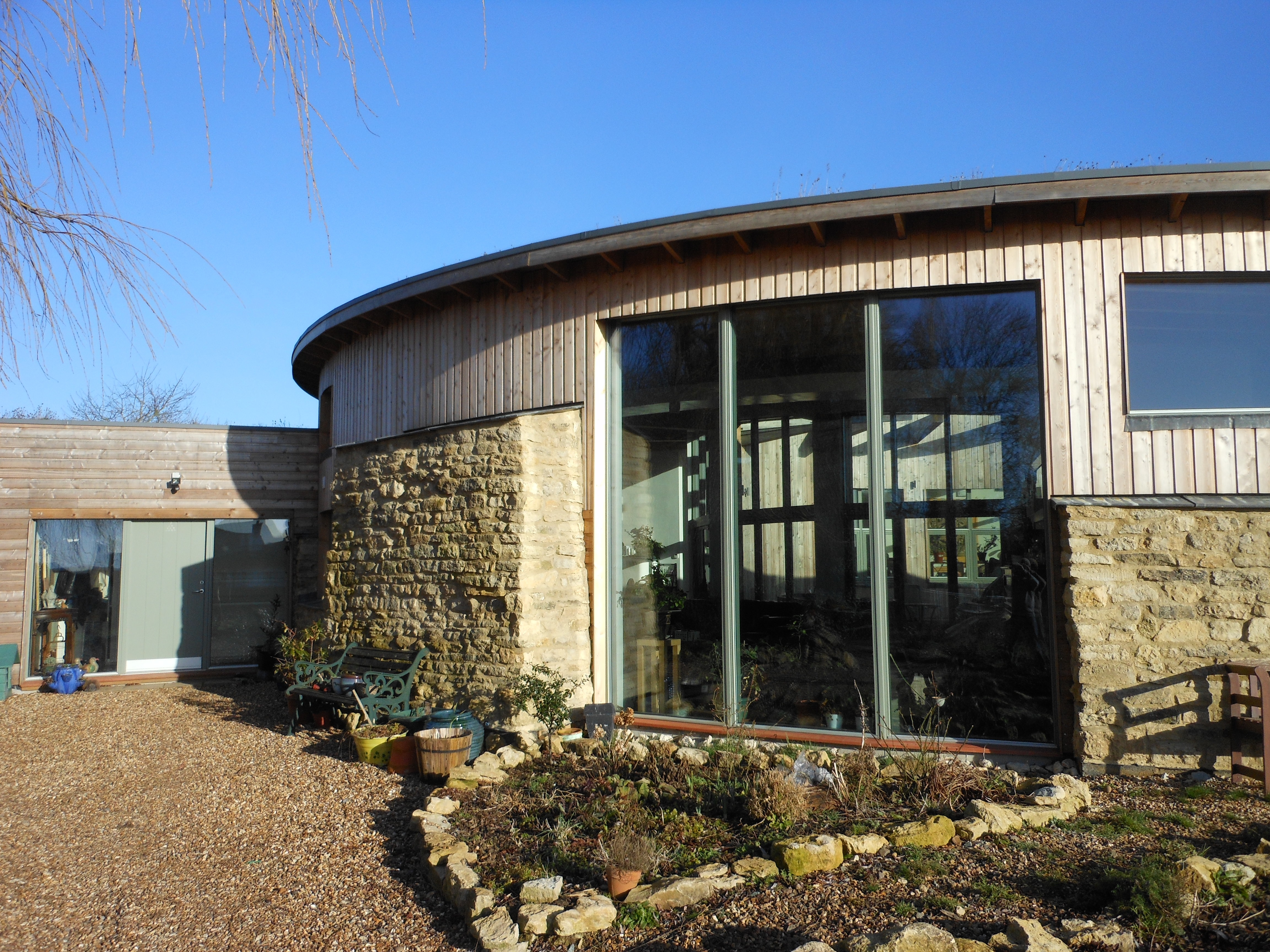 Roundhouse Grand Designs Project - new images #fb #in