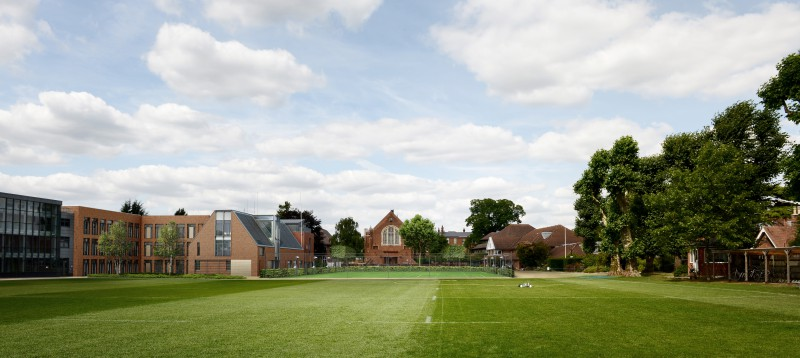 Allies and Morrison Architects, King's College School